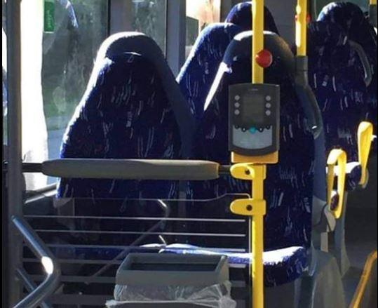 anti immigrant facebook group mistakes empty bus seats for women wearing burqas