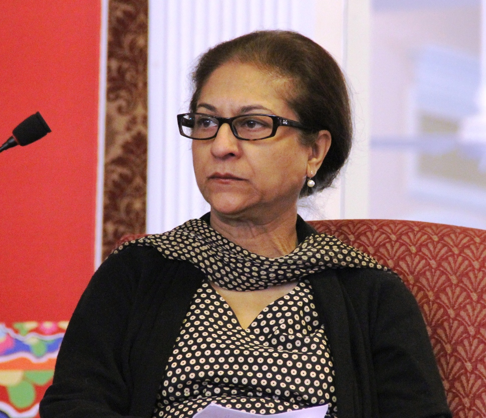 Asma Jahangir. PHOTO: ATHAR KHAN/EXPRESS
