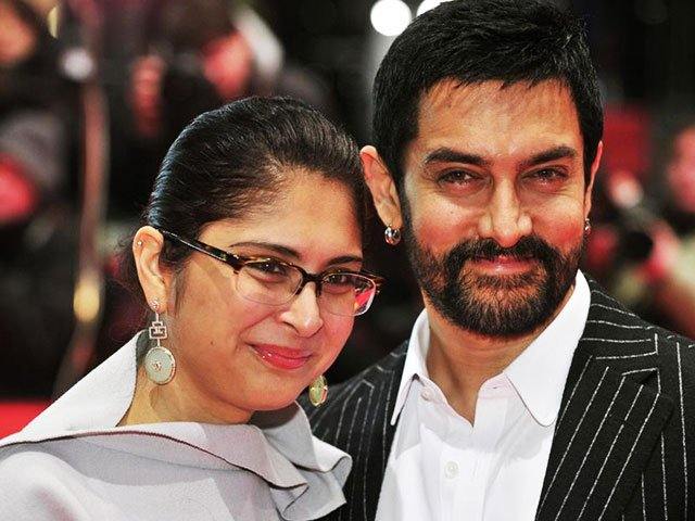 aamir khan and wife kiran rao down with swine flu