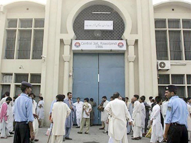 five pha officials and contractor sent to adiala