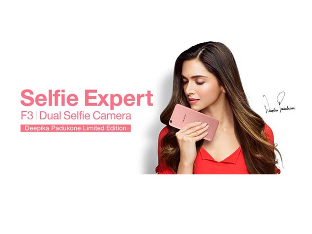 oppo and l oreal launch deepika padukone edition smartphone