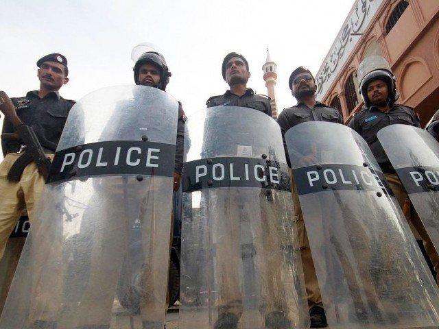k p witnesses 70 drop in terrorist activities central police office