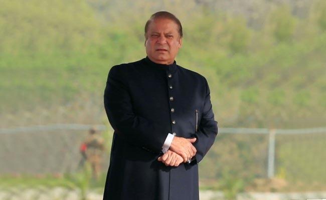 Former prime minister Nawaz Sharif. PHOTO: FILE