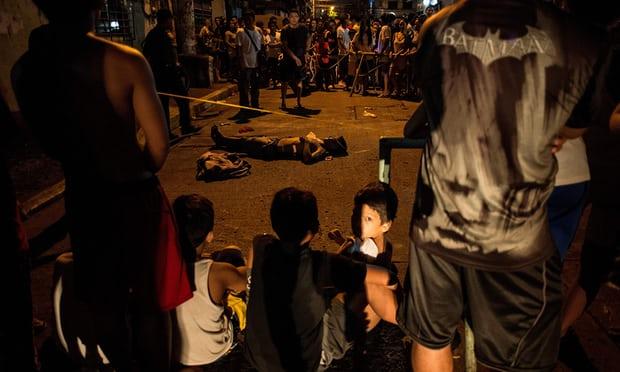 philippine police kill 21 in overnight anti drug raids