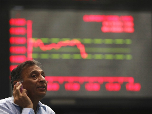 market watch despite a smart recovery kse 100 ends slightly in the red