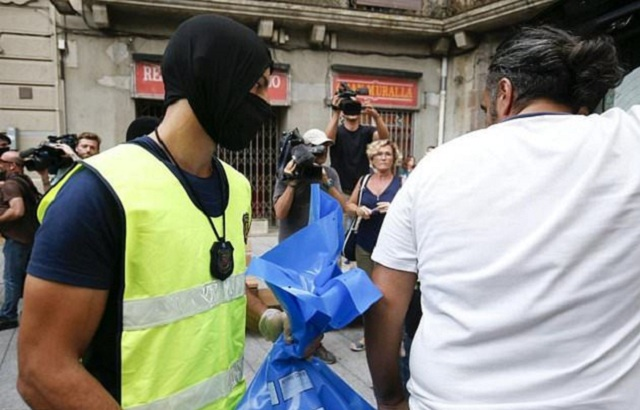 they re our neighbours hometown of spain attack suspects in shock