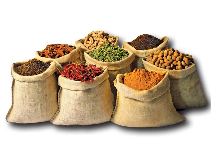 akbari market spices up the walled city