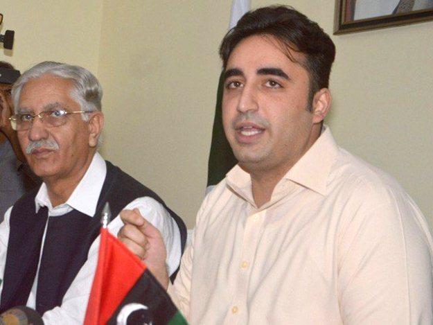 Bilawal Bhutto Zardari. PHOTO File