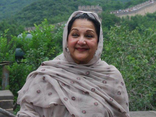 kulsoom nawaz diagnosed with throat cancer report