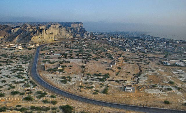 nab takes notice of illegal land allotment in gwadar