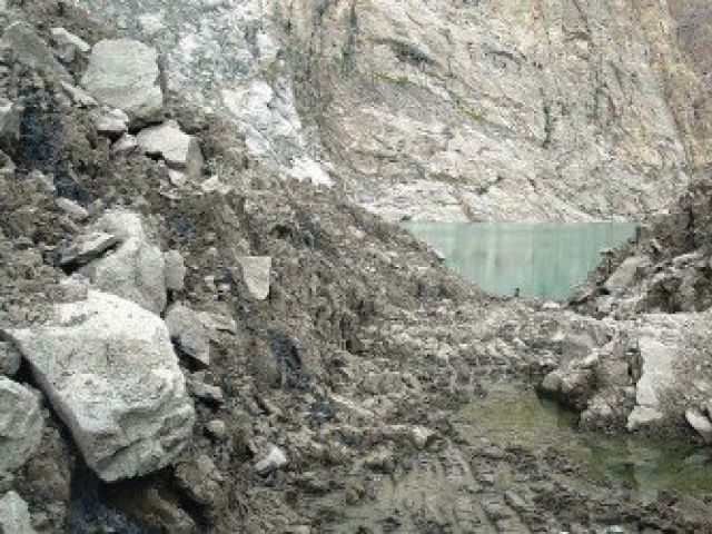 The jolts were felt at Gilgit, Astore, Skardu and adjoining areas. PHOTO: FILE