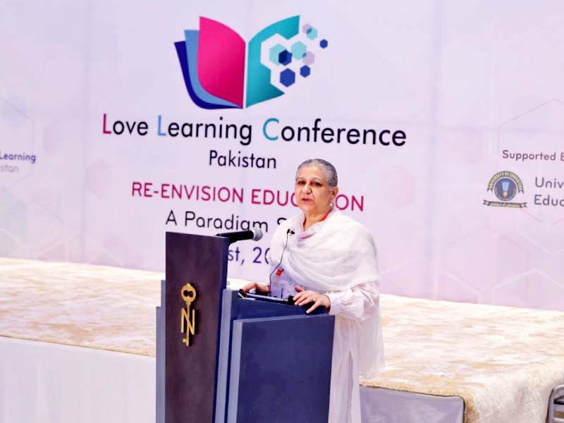 educators urge one another to love learning