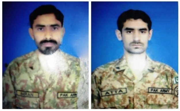 two sepoys martyred in south waziristan