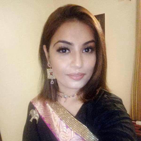 A photo of the deceased, Sana Khurram. PHOTO: COURTESY SANA'S FAMILY