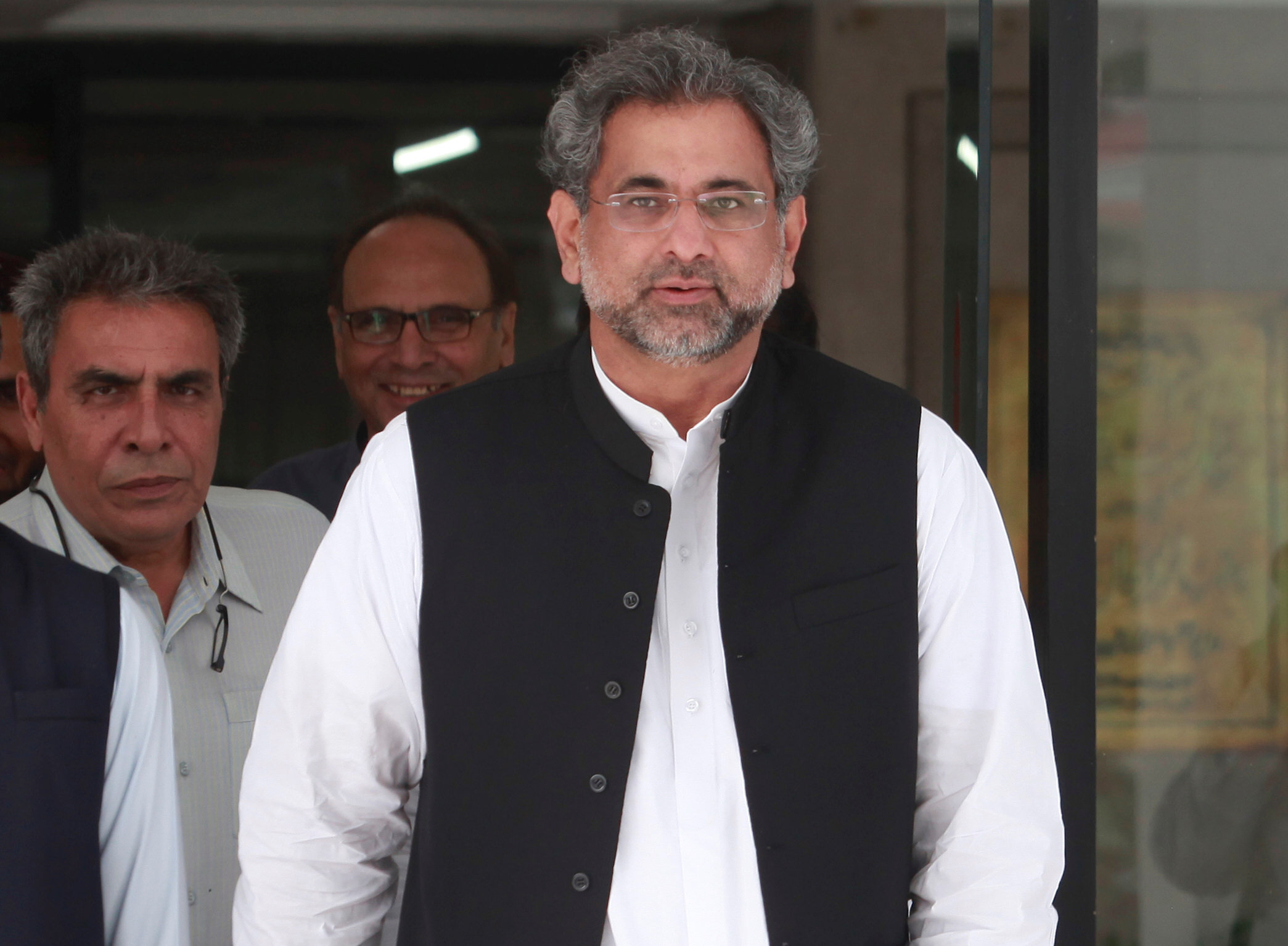 trump s afghan strategy doomed to fail says pm abbasi