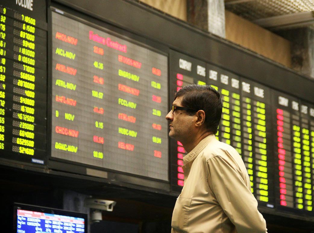 market watch weak hbl mari stocks drag market down