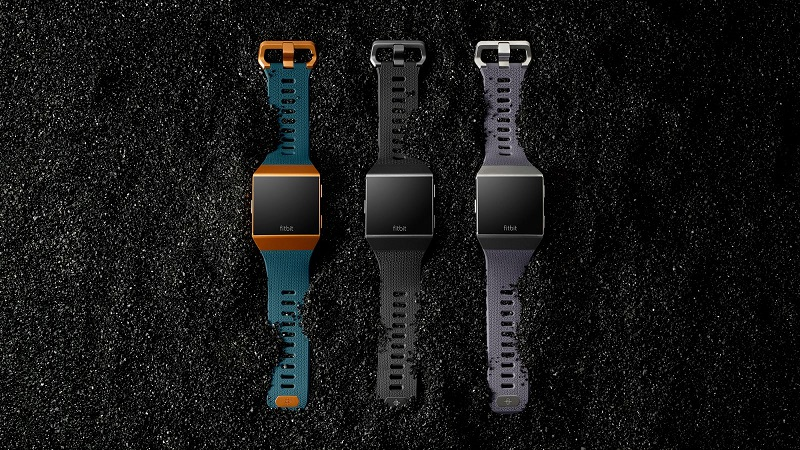 Fitbit launches smartwatch called Ionic PHOTO: FITBIT