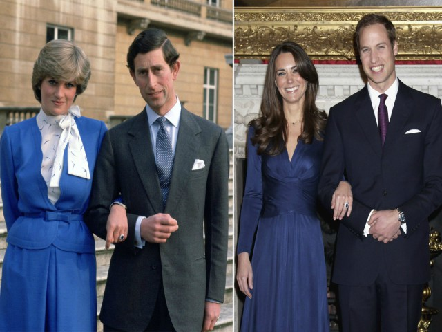 5 times kate middleton s style reminded us of princess diana