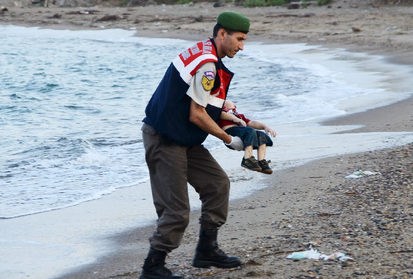 8 500 people lost in mediterranean since death of alan kurdi