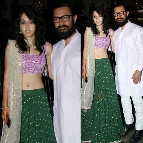 aamir khan s daughter ira is the post eid gift we ve been waiting for