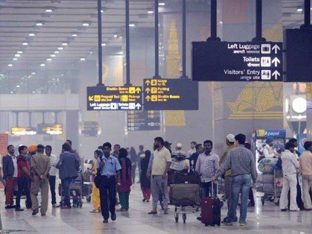kuwaiti man 3 women sent back to dubai for refusing to lift veil at delhi airport