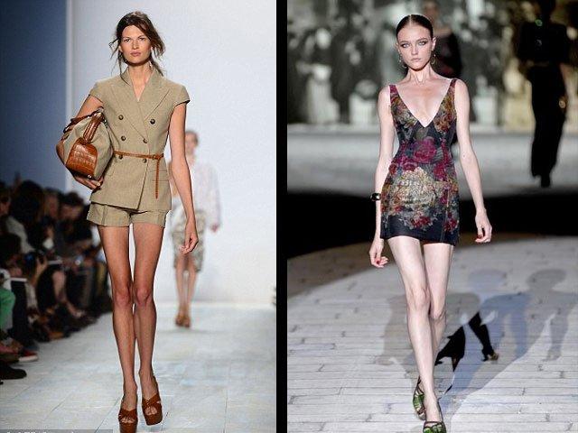 french fashion giants ban ultra thin models