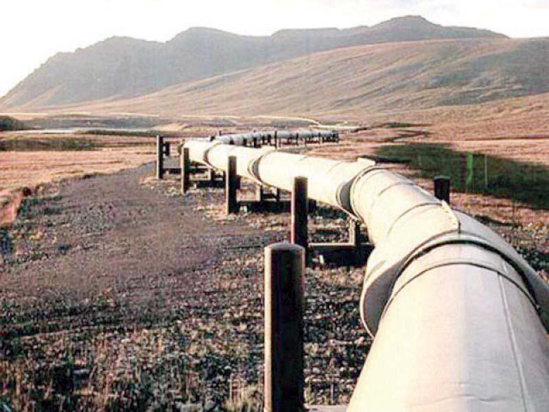 sindh okays ssgc pipeline