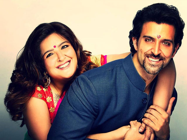 hrithik roshan s sister s weight loss will make you believe everything is possible in this world