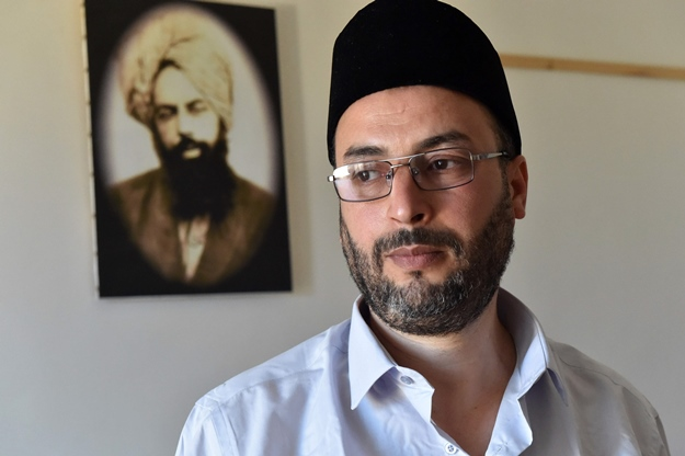 Mohamed Fali pictured at his home. PHOTO: AFP