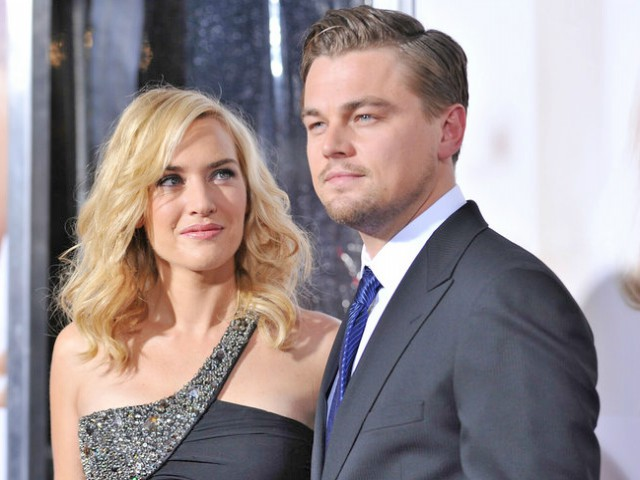 titanic co stars leonardo dicaprio and kate winslet address dating rumours once and for all