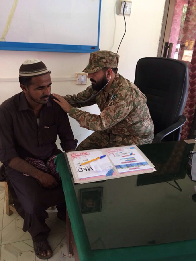 district tharparkar continually is affected by drought every year which leads to humanitarian crisis with children being the worst affected photo courtesy ispr