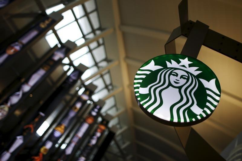 a starbucks store is seen inside the tom bradley terminal at lax airport in los angeles california united states october 27 2015 photo reuters