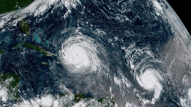 storm jose likely to strengthen into hurricane nhc