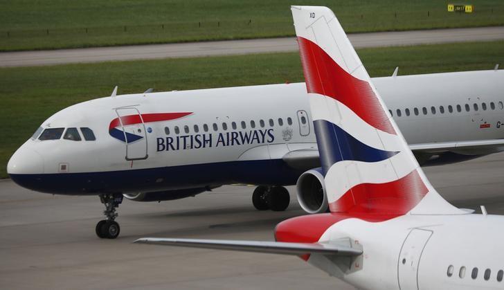 british airways mulls 2 8b share issue