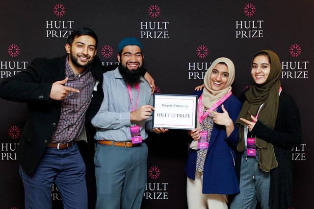 pakistani american students win 1 million award for roshni rides