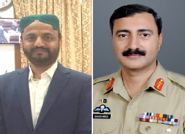 ppp mpa 20 others booked for assaulting karachi corps commander s guards