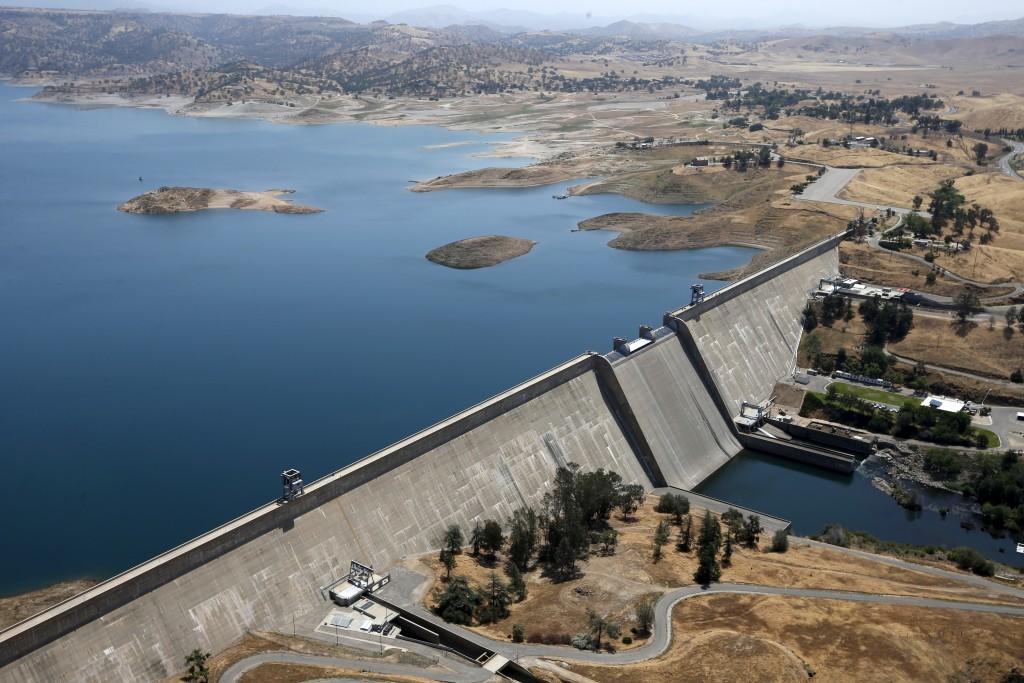 Reservoir banks. PHOTO: REUTERS