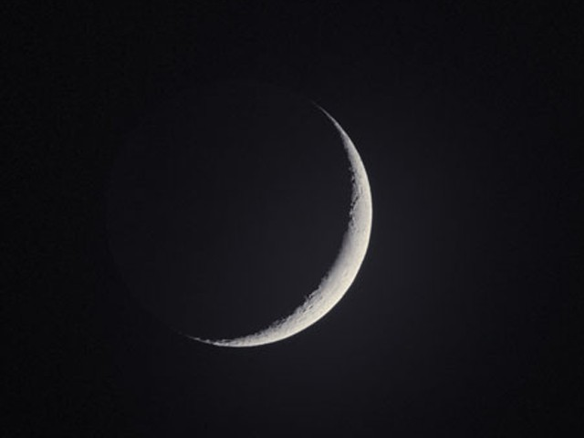 The sighting of new crescent moon will mark the beginning of new Hijri year 1439 from Friday. PHOTO: EXPRESS