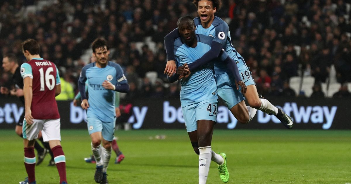 guardiola wants player to not be all toure up and stay sane