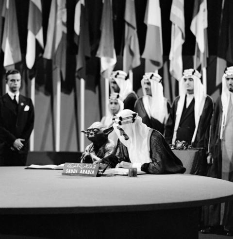 textbook recalled in saudi arabia over star wars character with king faisal image