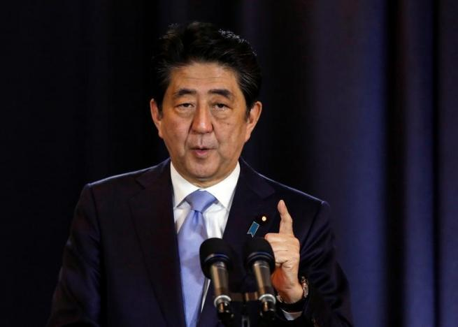 japan s abe poised to call snap election amid n korea crisis