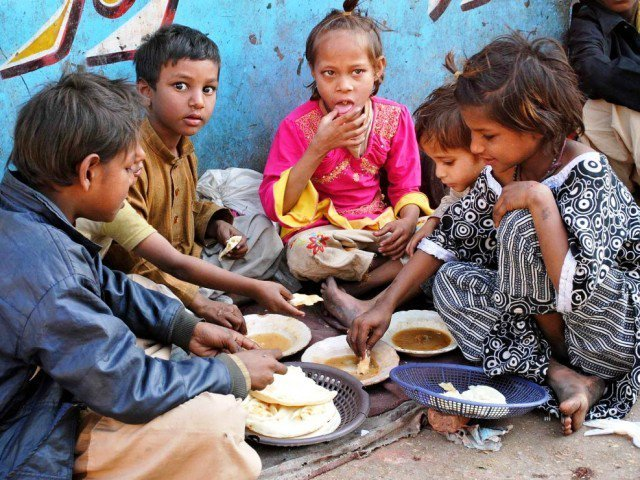 pti and pml n can you put street children first