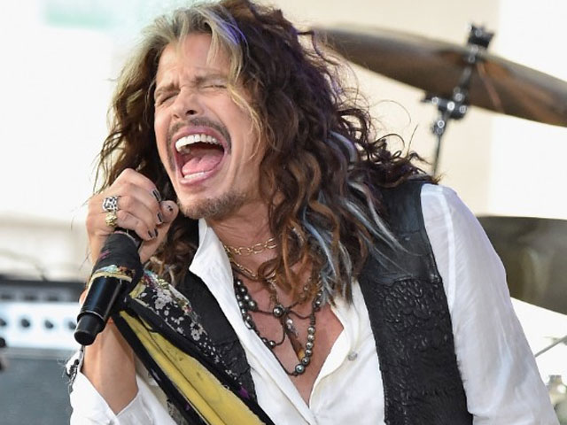 aerosmith s steven tyler experiencing medical problem band cancels shows