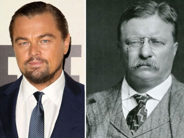leonardo dicaprio all set to play theodore roosevelt in an upcoming biopic