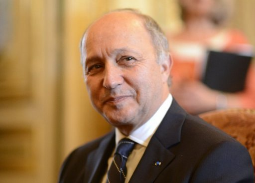 france foreign minister photo afp file