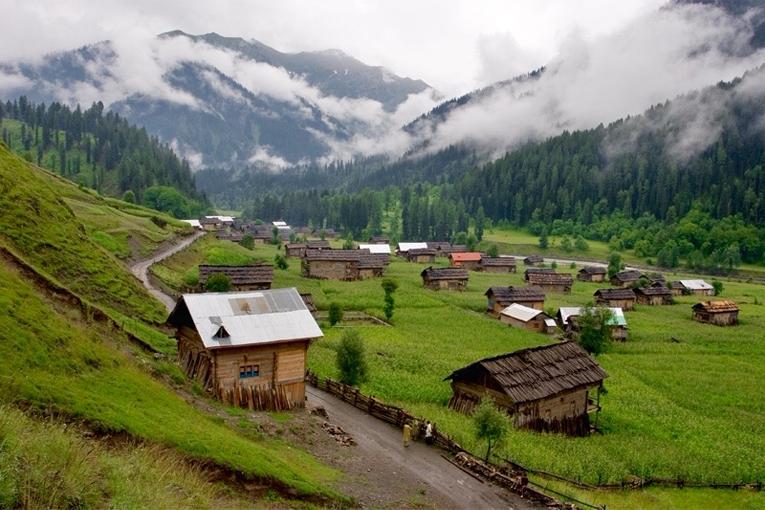 ajk planning tourism corridor