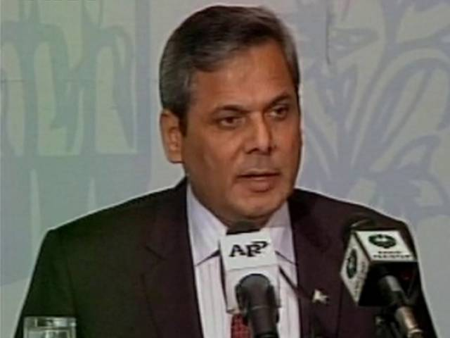 Foreign Office spokesperson Nafees Zakaria. PHOTO: TWITTER
