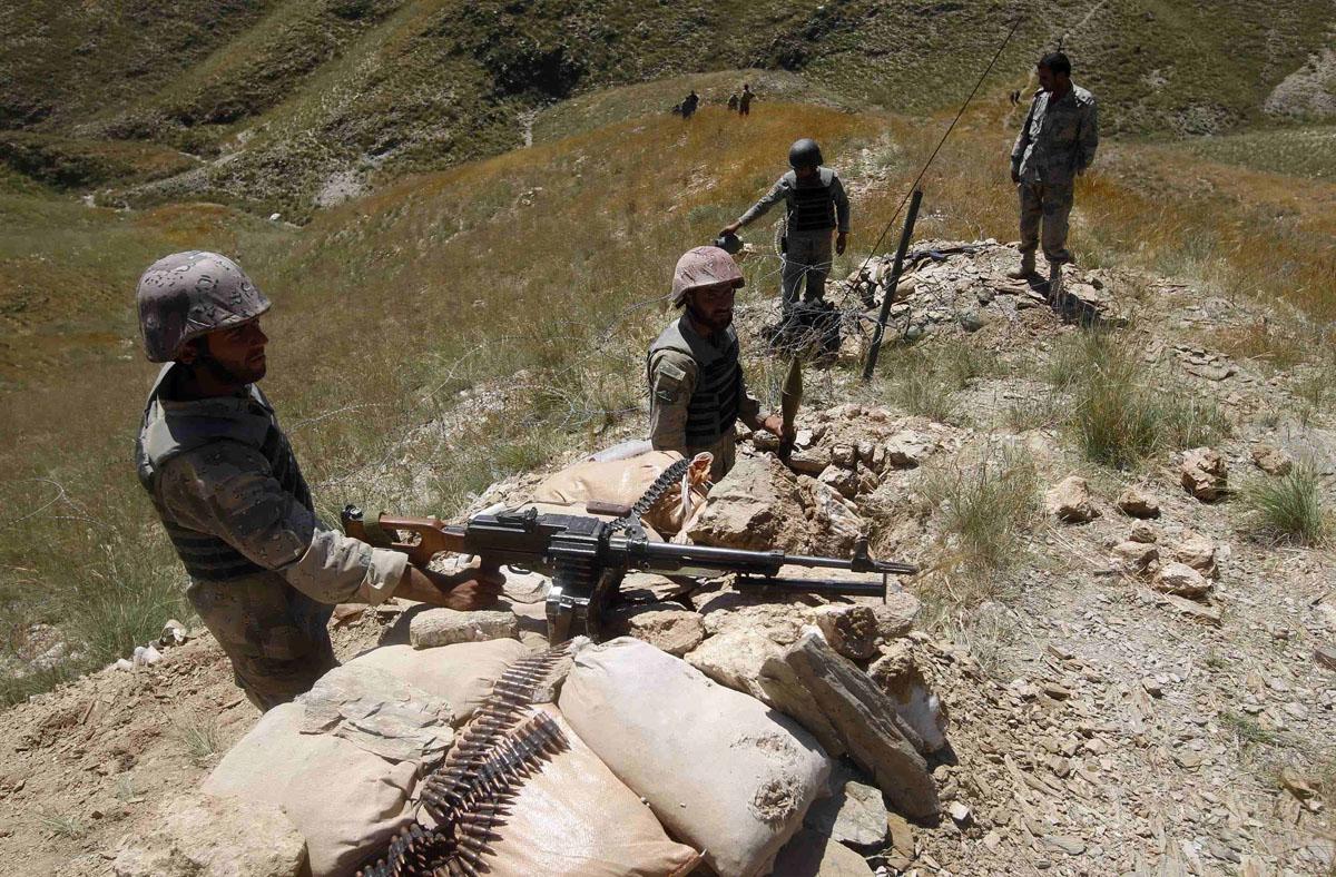 seven jua militants killed in nato afghan forces raid