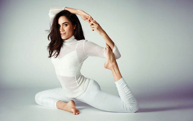 8 things meghan markle did to get the perfect body