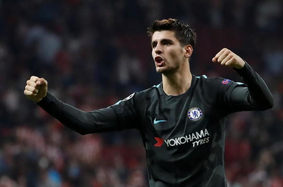 morata facing up to six weeks out with hamstring injury